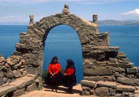 Visit to Puno